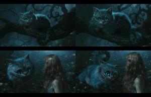 Cheshire Cat Wallpaper...