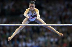 Vanessa Ferrari Gymnastics