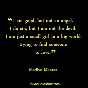 Find Someone Love Quotes Box