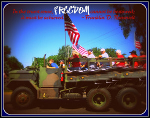 Think Quotes It's Friday: 4th of July