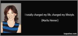 More Marilu Henner Quotes
