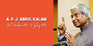 10 Best Quotes By A. P. J. Abdul Kalam