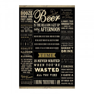 Drinking Quotes juliste
