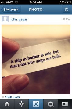 Great fortune cookie quote. Photo credit: http://www.instagram.com ...
