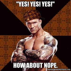 Randy Orton - wwe Fan Art