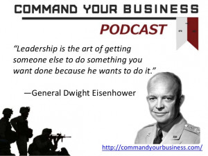 Dwight Eisenhower Quote On Leadership