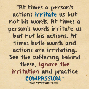 compassion quotes, dealing with people quotes
