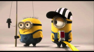 Movie-wallpapers-Funny Minions Pictures-wallpaper