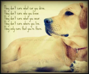 Dog Quotes Love