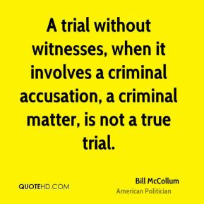 False Accusation Quotes