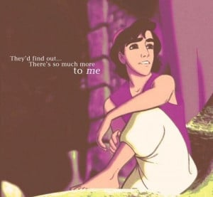 Aladdin- movie quote
