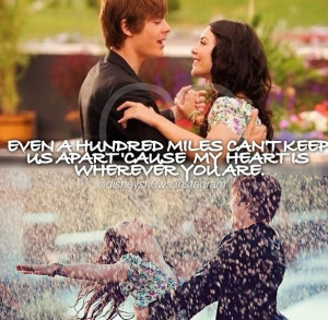 High School Musical 3 Quotes High school musical 3