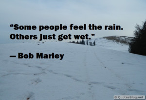 Awesome Bob Marley Quote
