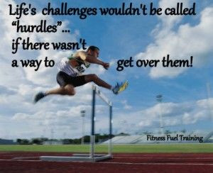 Olympics Runner Hurdle Quotes
