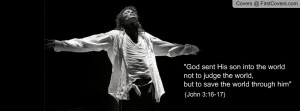 Michael Jackson Son of God Profile Facebook Covers