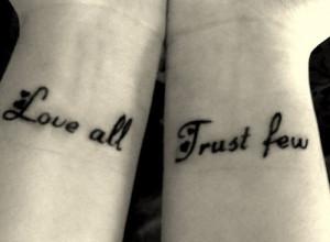 wrist tattoos,