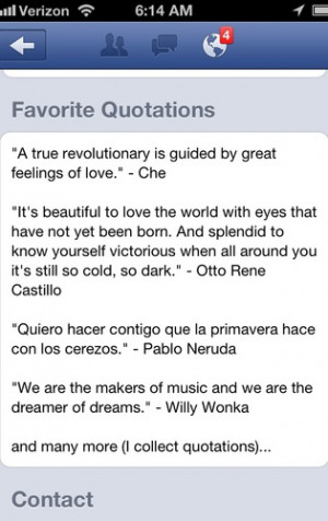 quotes to put on facebook pics