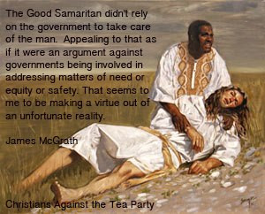 """Source: """"'Jesus Taught Generosity and Charity, Not Government ..."""