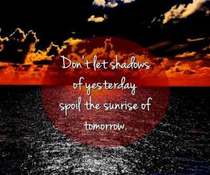 Sunrise quotes on life Image