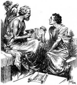 The Socratic Method research paper reveals Socrates rhetorical method ...