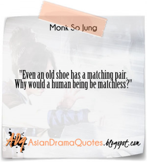 Quotes from Korean drama Gu Family Book (2013)