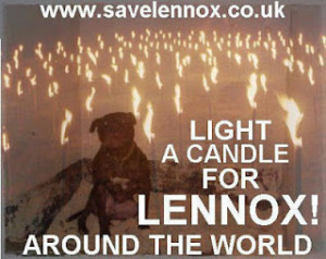 Rest In Peace Lennox.