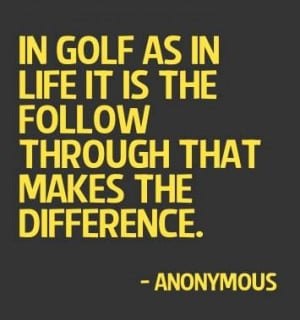 Funny Golf Quotes Posters