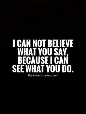 What Do You Say Quotes