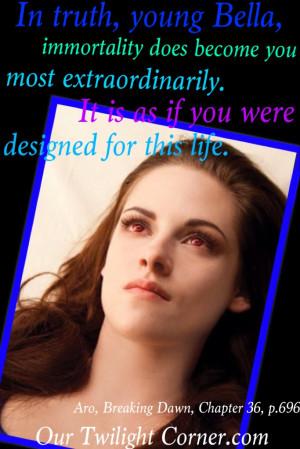 Breaking Dawn Quotes Bella ~aro, breaking dawn, chapter