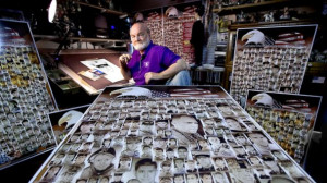 ... and Counting: Vietnam Vet's Portraits Pay Tribute to Fallen Soldiers