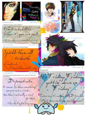 Magnus Bane | Publish with Glogster!