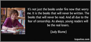 More Judy Blume Quotes