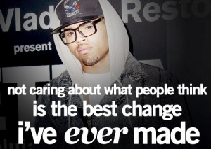 Chris Brown Quotes About Love