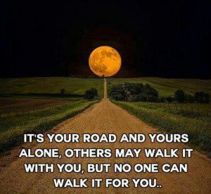 Life's Road