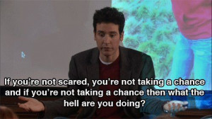 Ted Mosby #1