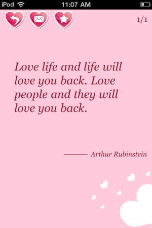 More apps related Love Quotes - Find inspiration for love and romance!