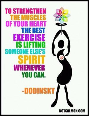 lift spirits