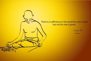 Wallpaper: best quotes of Gandhi Jayanti wallpapers