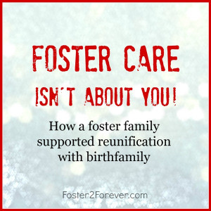 Foster2Forever Adopting Our Children Through Foster Care