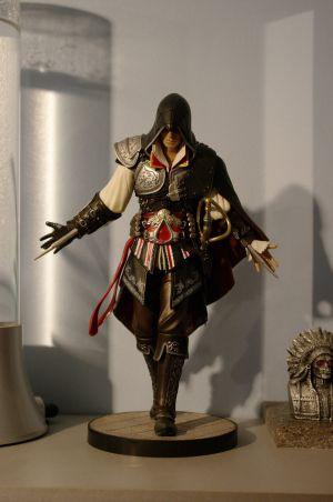 Ezio Auditore Da Firenze by Datman125