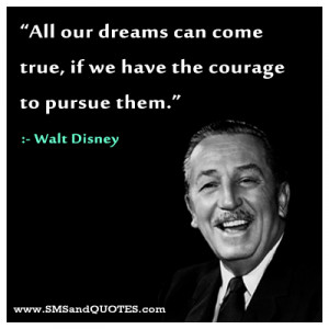 Dream Quotes Walt Disney Dream quotes walt disney walt