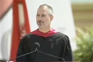 ... testo e il video del discorso di Steve jobs ai neolaureati di Stanford