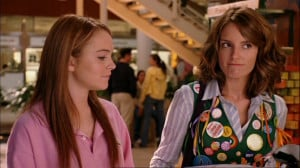 Lindsay Lohan Says Tina Fey is Planning a 'Mean Girls' Reunion!