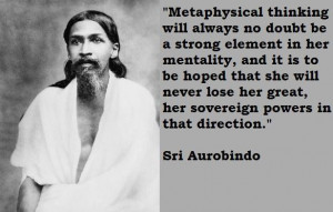 Sri aurobindo famous quotes 6 - Collection Of Inspiring Quotes ...