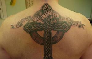 Celtic Cross Tattoo Design Ideas