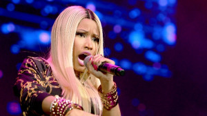 Famou Female Singer Nicki Minaj