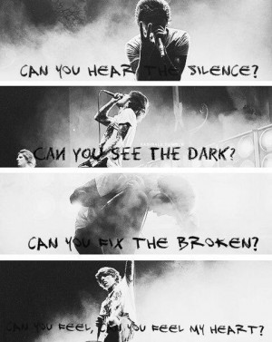Bring Me The Horizon Lyrics :D