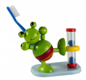 Home Products Funny Frog - Toothbrush Timer