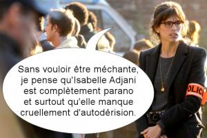 Maïwenn contre Isabelle Adjani
