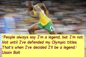 Usain bolt famous quotes 4
